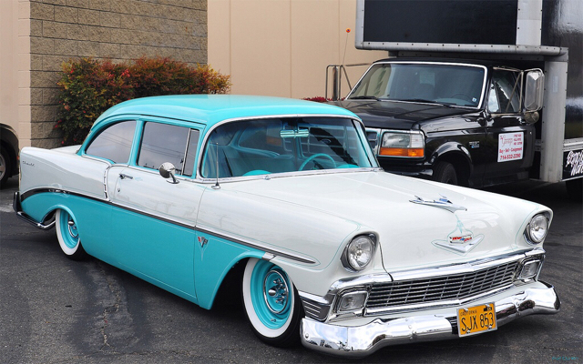 56 chevy | The H.A.M.B.
