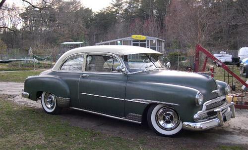 Chevrolet Sedan