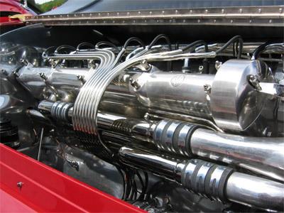 1938 Maserati 8c
