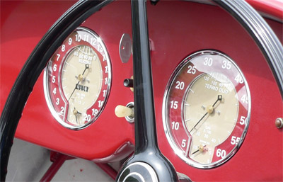 1939 Alpha Gauges
