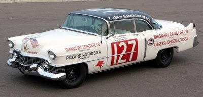 La Carrera Panamericana 1954 Cadillac