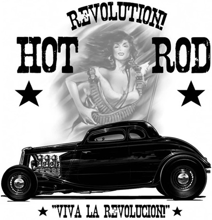 The Hot Rod Revolution