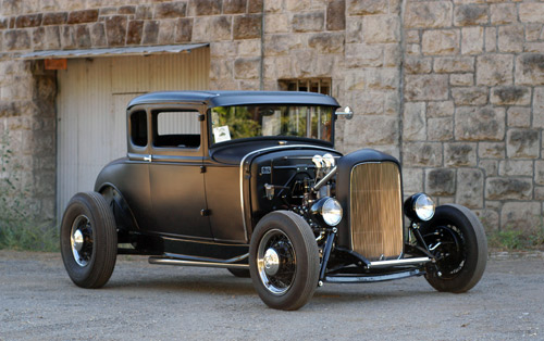 The Tardel/Cochran Coupe