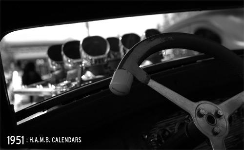 1951 H.A.M.B. Calendar