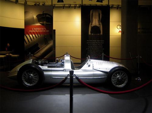 Auto Union D-Type