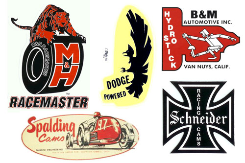Logos & Decals