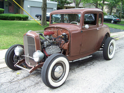 Vintage Hot Rod Pictures 81