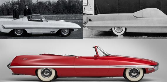 American Concept Cars & Ghia