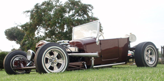 A '26 Ford Roadster The Right Way