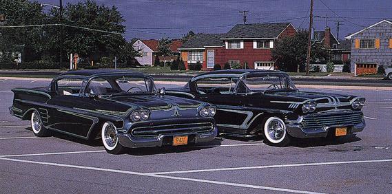 Twin 58's