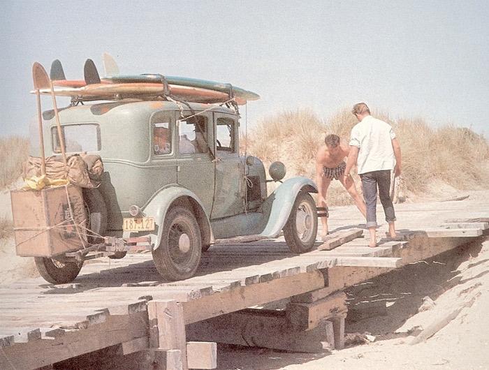 Huntington Beach Ford >> Vintage Surfing on Pinterest | Vintage Surf, Surfer Girls and Vintage California