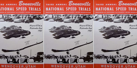 Bonneville, 1951… A Motion Picture