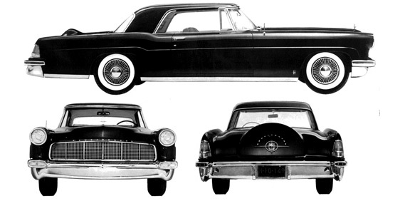 Top-5 American Automobile Designs