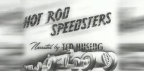 Hot Rod Speedsters