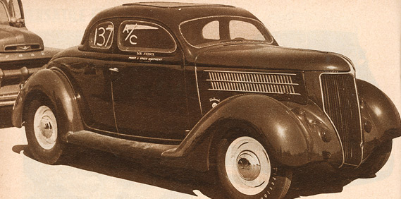 The Red Hot '36