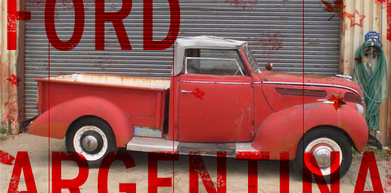1938 Ford Roadster Pick Up