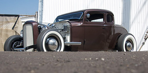 Jack Carroll's '32 Coupe