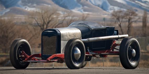The Art Gerrick Car