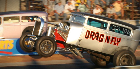 The 2009 H.A.M.B. Drags
