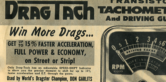 1959 Speed Shop Part 2: Gauges!