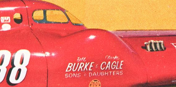 The Birth Of Bill Burke
