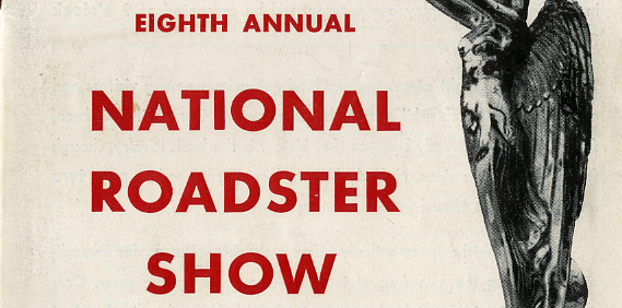 National Roadster Show 1957