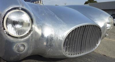 All Aluminum, Hand Built, Ferrari V-12 Powered = Breathtaking.