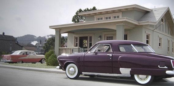 1/24th Model Car Dioramas…