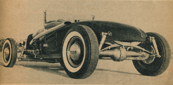 Another Forgotten Roadster