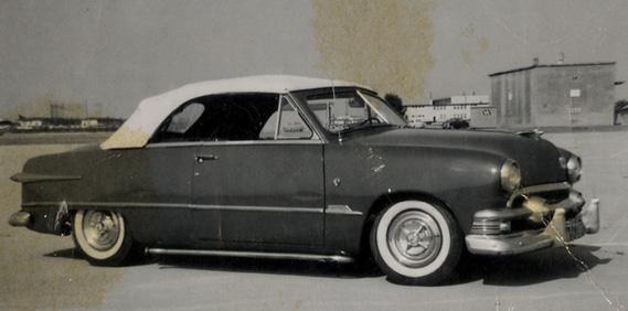 Dad's Shoebox Custom in 1960