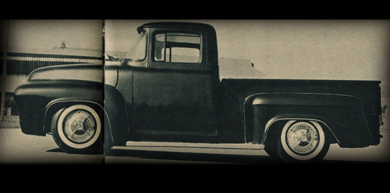 The Custom Shop Truck