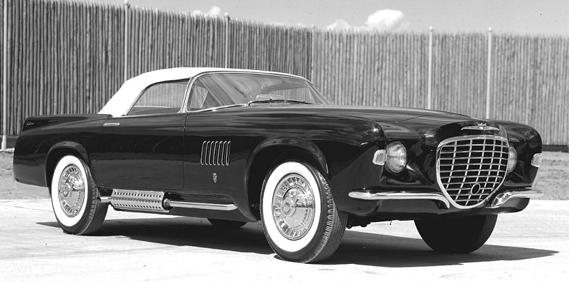 The 1955 Chrysler Falcon