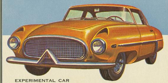 The 1954 Hudson Italia