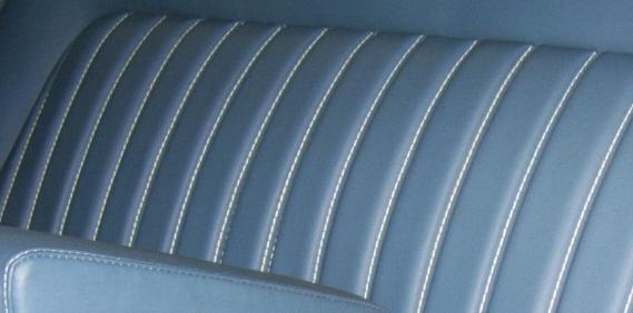 Tasteful Interior: The '55 Studebaker