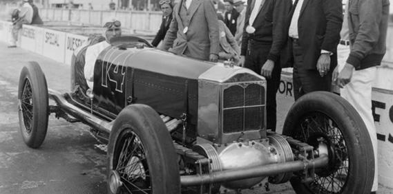 1927 Miller Indy Car