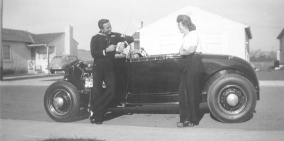 The Jack Davis Roadster