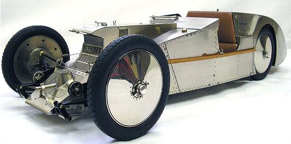 1923 Voisin C6