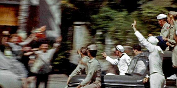 August 14, 1945 – VJ Day