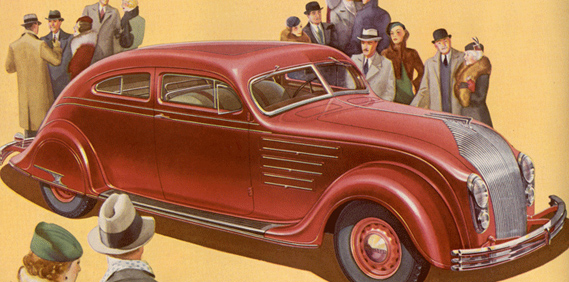 Chrysler Airflow: One tough car!