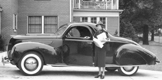 Streamlining: The 1930s…