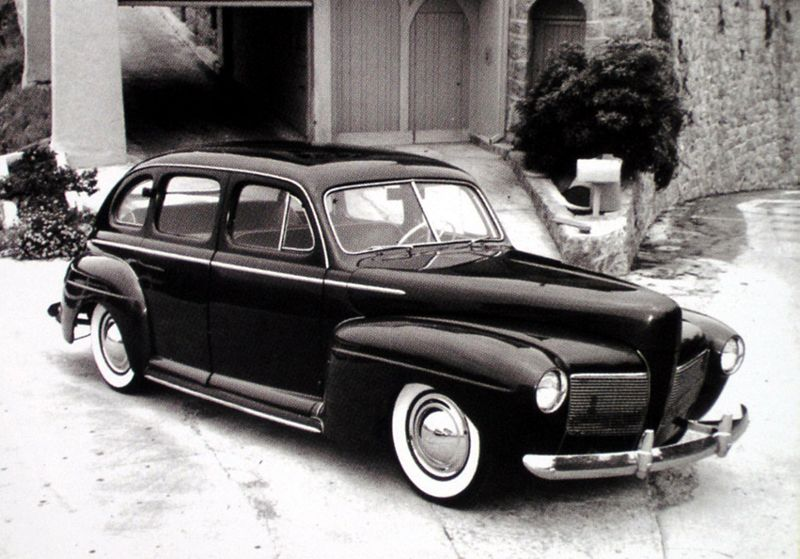 Bill Hood Ford >> A Toast to the '41 Mercury… | The Jalopy Journal The Jalopy Journal