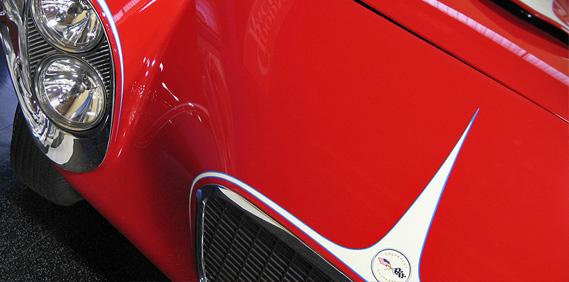 Buster Dobb's 1953 Corvette