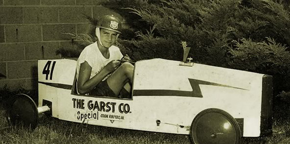 The Soap Box Derby in 1963