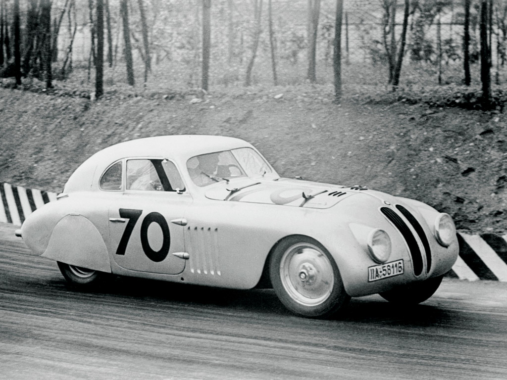 1939 BMW 328 Saloon Racer