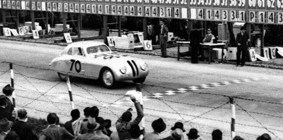 1939 BMW 328 Saloon Racer