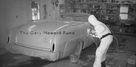 The Gary Howard Fire… Spare a dime?