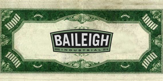 Pick The Winner: $1000 Baileigh Tech Week!