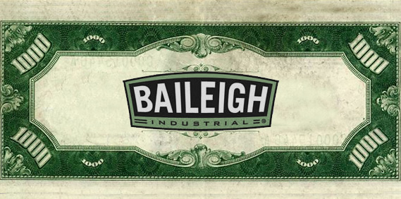 The Baileigh $1000 Tech Week!