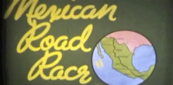1954 La Carrera PanAmericana