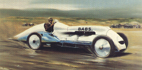 Chitty Bang Bang (aka Babs)